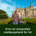 Vinn et romantisk slottsopphold for to!