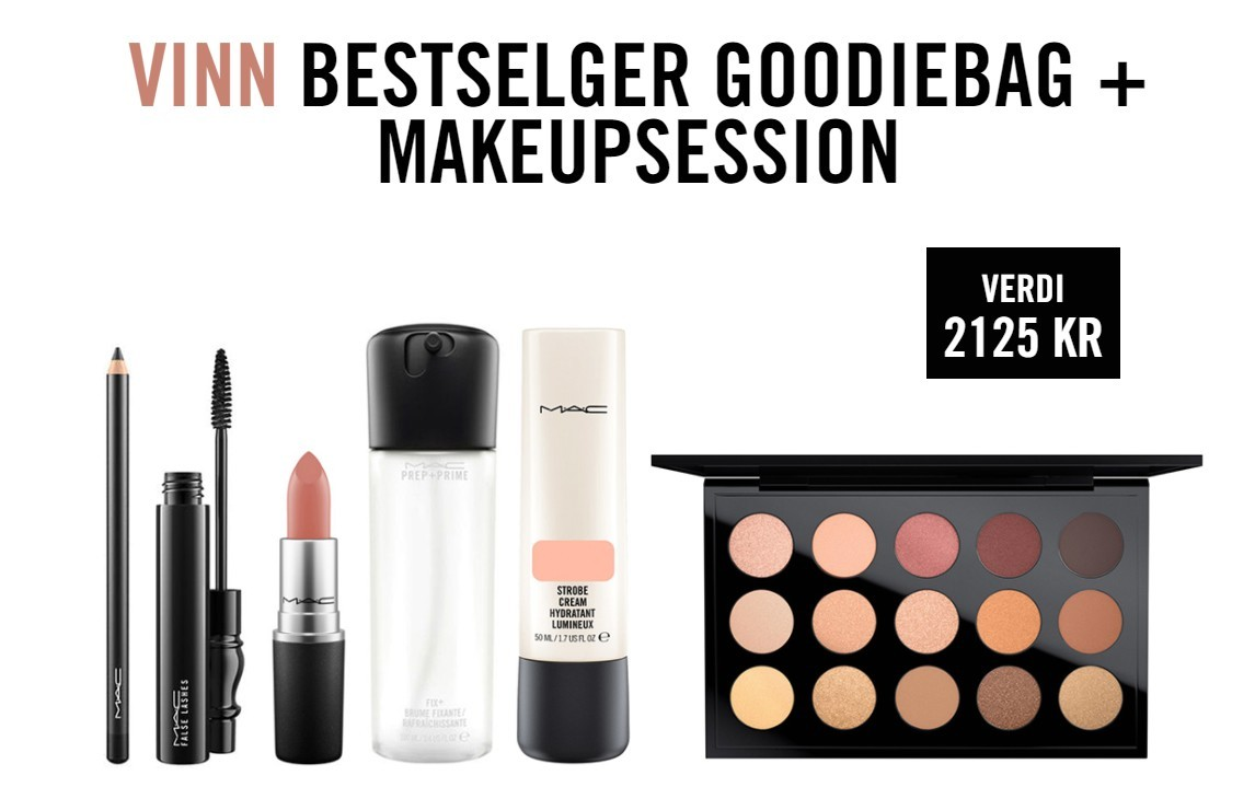 Vinn Goodiebag + Makeupsession