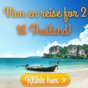 Vinn en reise for to til Thailand